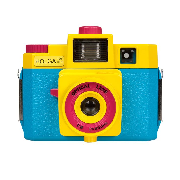 Holga Medium Format Camera - Microsite - Lomography