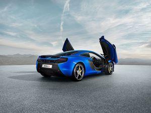 McLaren Geneva Motor Show