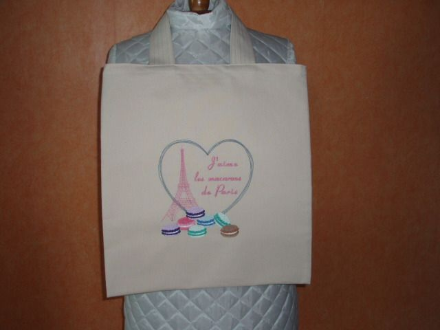 Sac shopping / Tote Bag personnalisé / Sac coton classique : Sacs bandoulière par la-magie-du-tissu