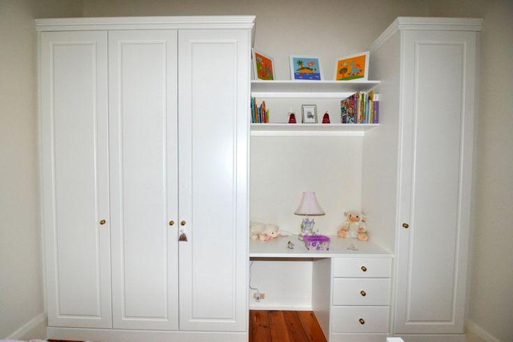 built in home office | built in desk | Adelaide