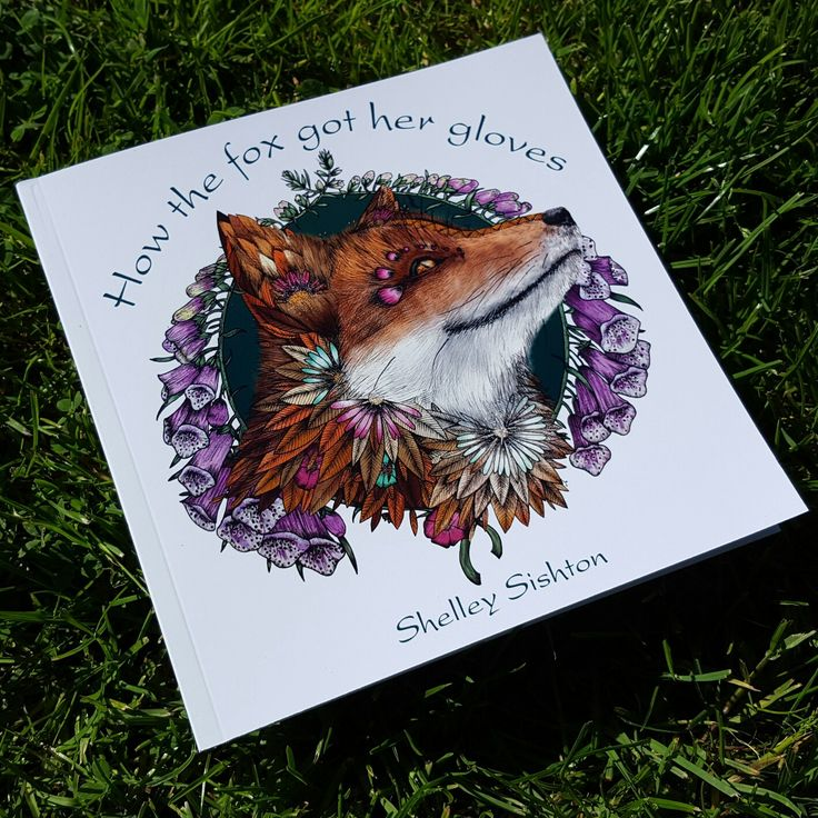 Beautifully illustrated by www.stephwoodillustration.co.ok Steph captured the essence of my story and the star, Fifi the fox,  magically 🐾☄