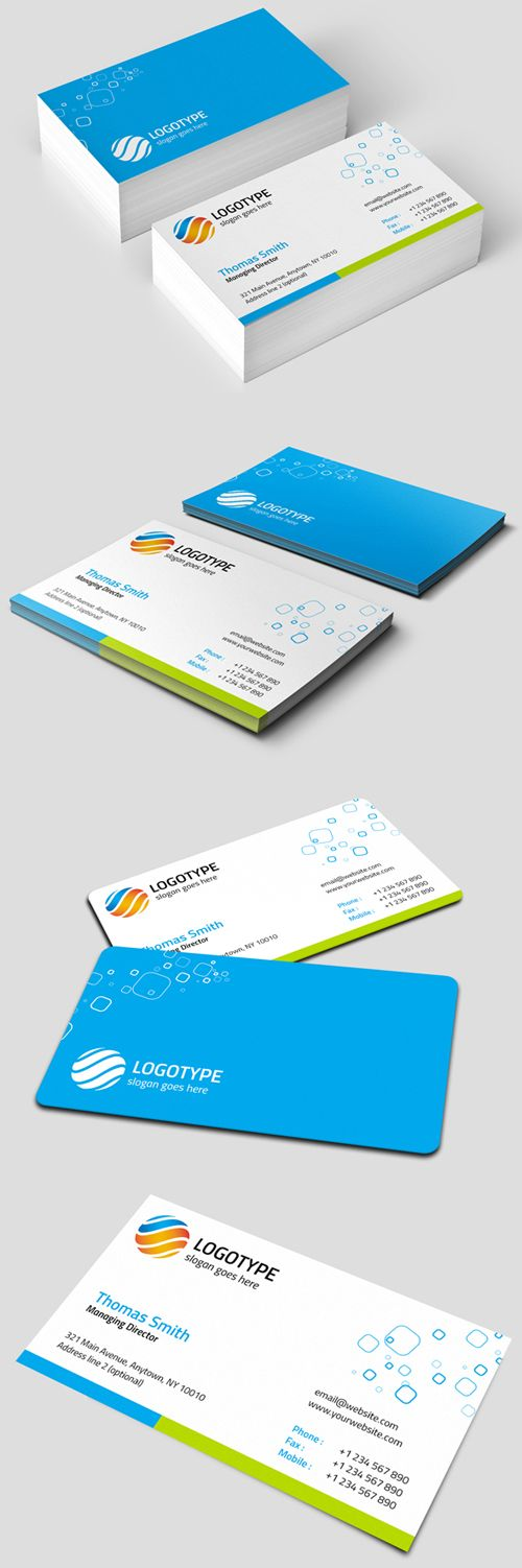 Corporate Business Card #businesscards #businesscardsdesign #corporatebusinesscards