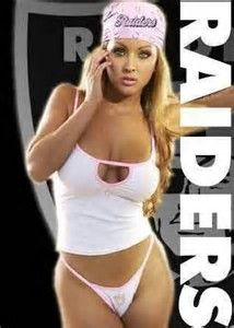 Image result for Oakland Raiders Female Fans Sexy