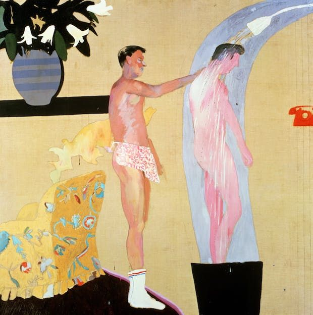 Domestic Scene Los Angeles, David Hockney, 1963