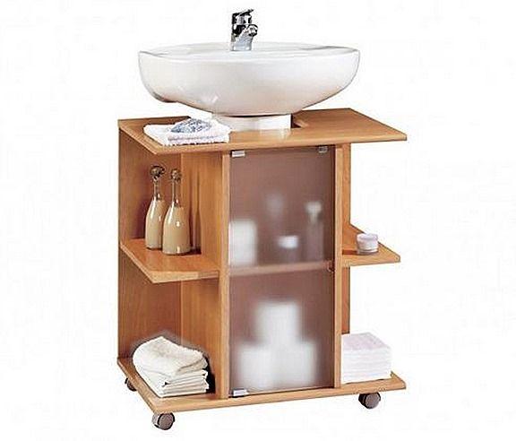 Muebles para lavamanos de pedestal