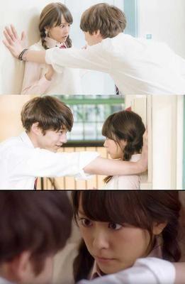 "[Trailer, long ver.(movie x manga x Theme song)] Aug/15/'15 http://www.youtube.com/watch?v=8ebyrObQVFA Kento Yamazaki, Mirei kiritani, Kentaro Sakaguchi, J live-action movie of manga, romcom ""Heroine Shikkaku (No Longer Heroine)"". Release: 09/19/2015."