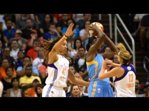 Baloncesto femenino | Phoenix Mercury gana el primer partido de las WNBA Finals