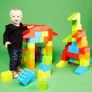 Building Time: Kids' Toys