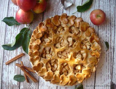 Az áfonya mámora: Nyári almatorta