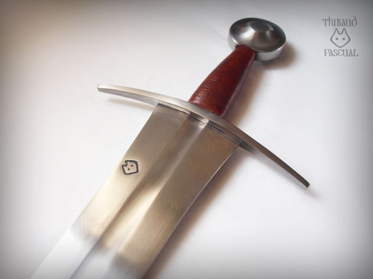 Type XIV:Simulateur amhe  lame: 710 mm total:850 mm poids:1090 g environs p.o.b: 11 cm