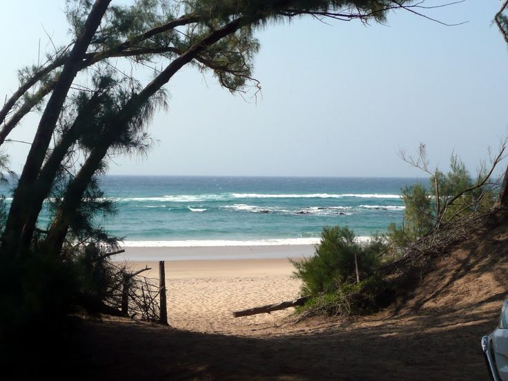 Cape Vidal. I remember family holidays there as a child, loved it so much and would love to go back*