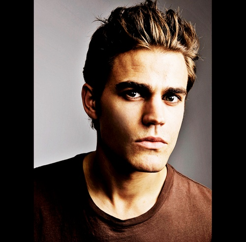 paul wesley hairstyle : used to want jkras hair. now i want paul wesley hair.