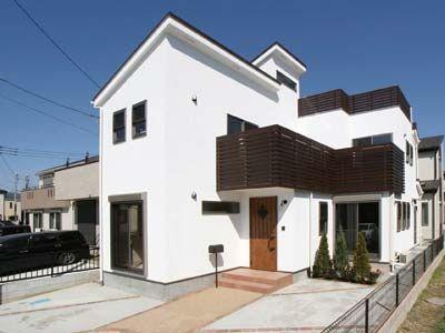 株式会社ライフアップ | Lifeup Designer's House > ナチュラルモダンスタイルF 栢山