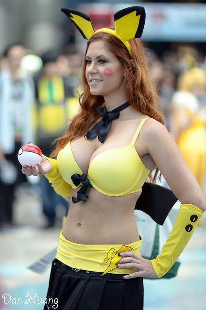 girls boobs Cosplay
