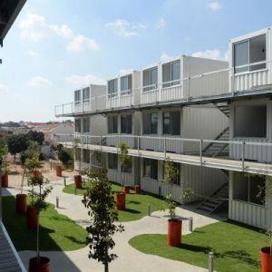コンテナアパートを利用した地域活性プロジェクト「The Ayalim Village at Sderot」
