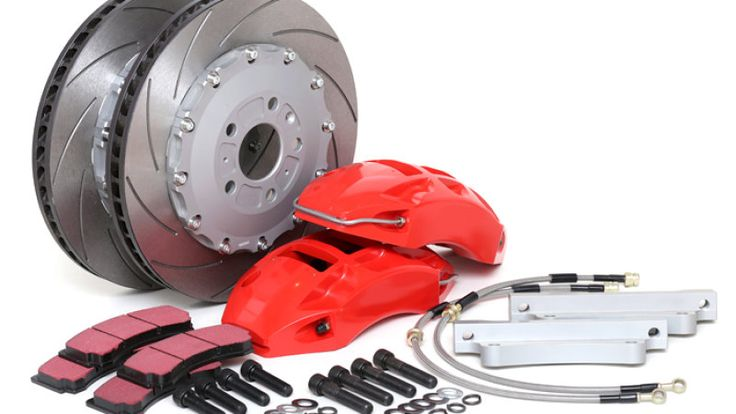 Brake replacement & upgrade options