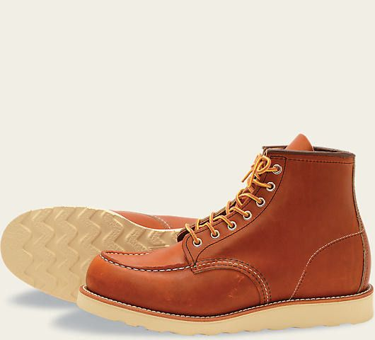 Red Wing | Oro Moc Toe | 875