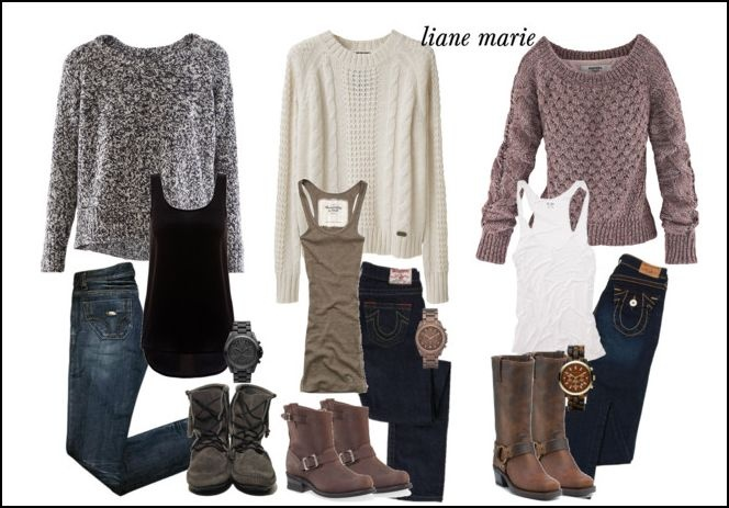 Winter outfits – fashion