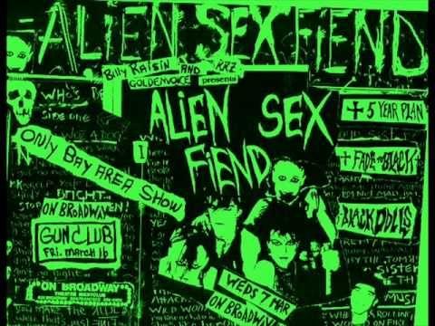 Alien Sex Fiend - Oops! Wrong Planet