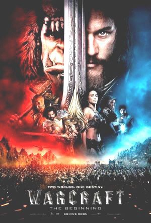 WATCH now before deleted.!! Bekijk Warcraft : Le COMMENCEMENT CineMagz Online…