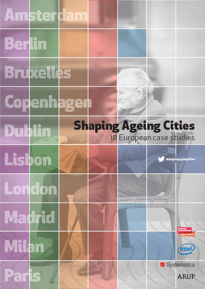 Cover image for Shaping Ageing Cities
