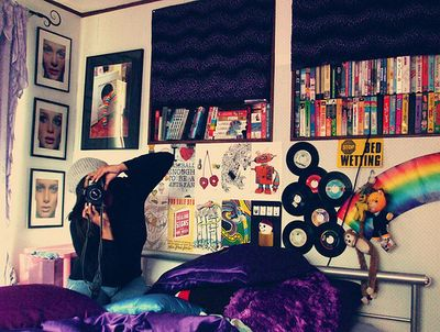 Awesome bedrooms.