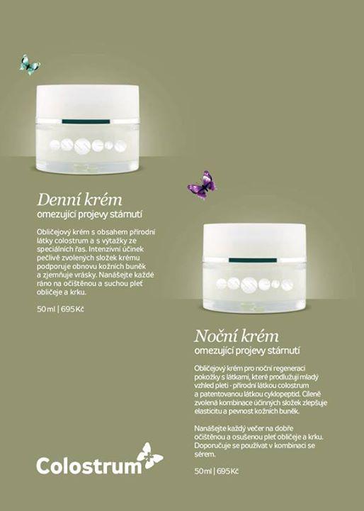 #Kosmetika Essens - #denní a #noční #krém - anti-aging efekt. Více info o #Essens #Czech #Brno na www.essensclub.cz