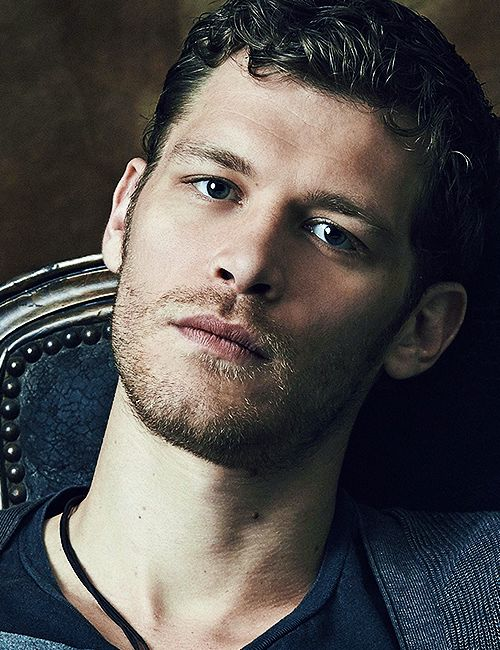 Joseph Morgan as Klaus!! I so want Caroline and Klaus to get together.