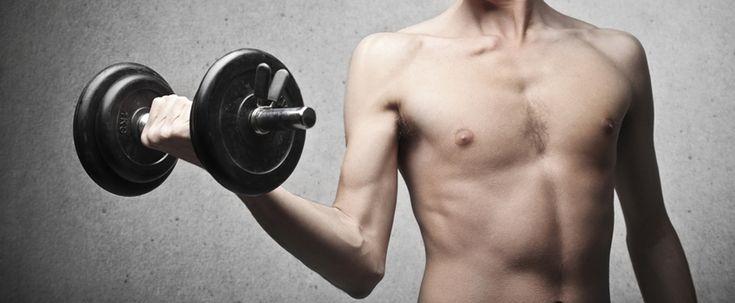6 redenen waarom slanke mannen geen spiermassa opbouwen