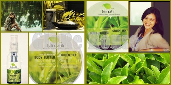 Bali Ratih Green Tea