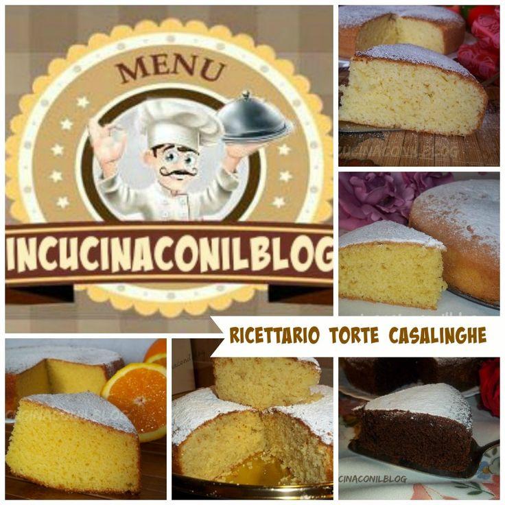 RICETTARIO TORTE CASALINGHE