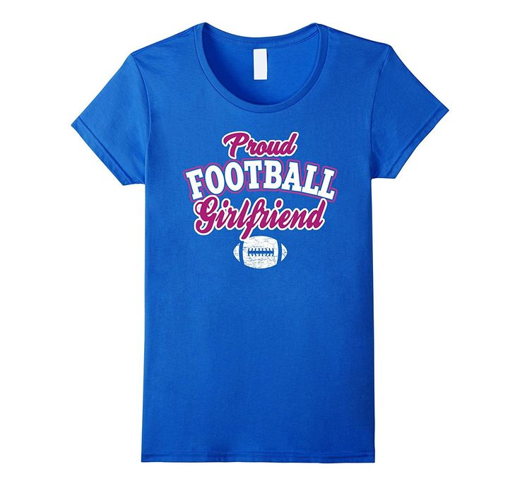 Women's Football Girlfriend Shirt