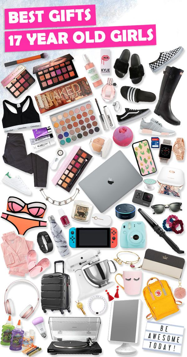 Tons of great gifts for 17 year old girls. - Gifts For 17 Year Old Girls [Don't Break The Bank] - Best Gifts For