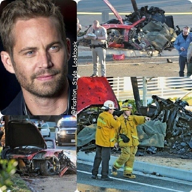 BREAKING NEWS⇦⇦⇦ Fast & Furious star Paul Walker dead at 40 in fiery car crash.Fast & Furiousactor Paul Walker died in a car crash this afternoon when his friend lost control of a Porsche GT and collided with a telegraph pole.The star's representatives and official Facebook page confirmed his death this evening.#PaulWalker #death #rip #facebook #porsche #car #ride #sad #fashion #style #hot #handsome #outfit #ootd #selfie #accident #carcrash #tragic #awesome #man #breakingnews #mensfashion…