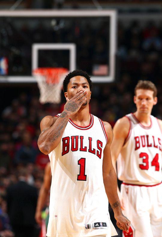 D. Rose, Bulls