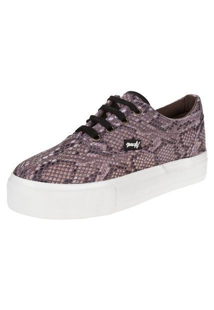 Zapatilla Animal Print Muaa Van Giant