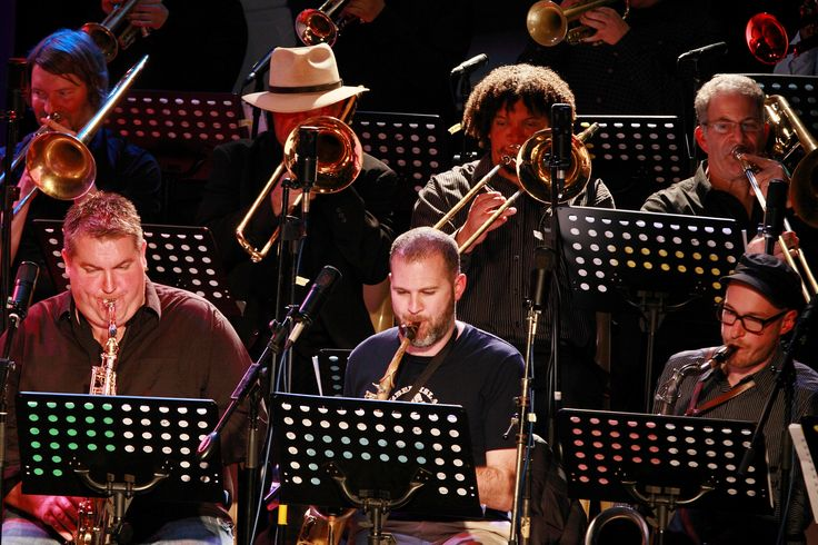Dan Shout with the Awesome Big Band, National Arts Festival
