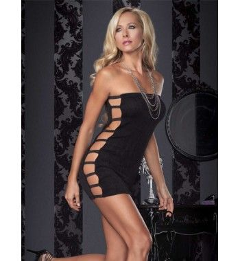Black Dress- Clubwear - sexy costume