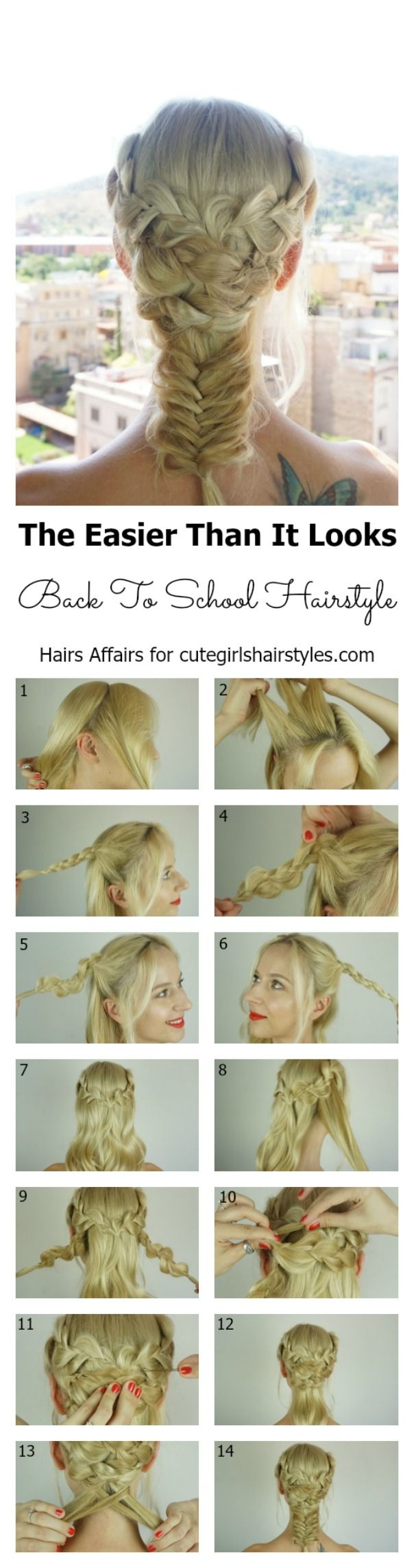 Back to School Hairstyle | CGH Lifestyle