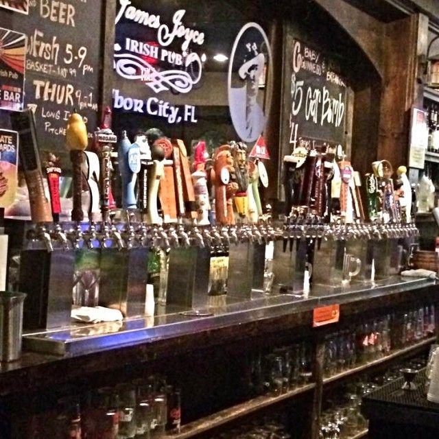 James Joyce Irish Pub in Tampa, FL