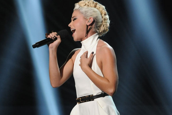 CeCeFrey sings to be saved on THE X FACTOR