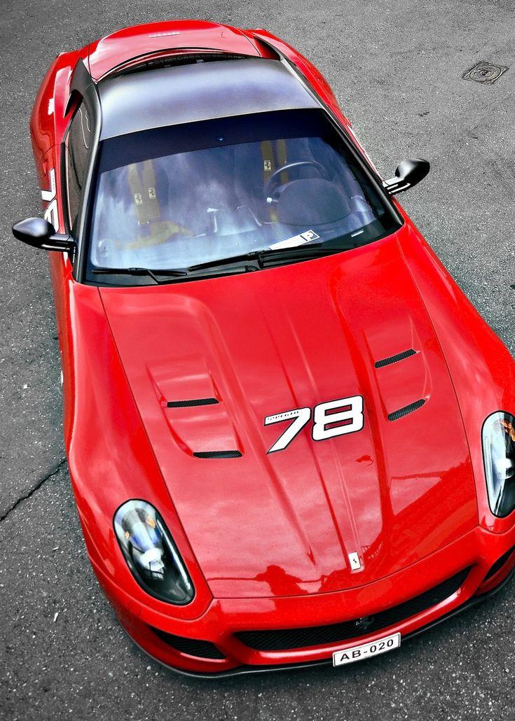 Ferrari 599 XX