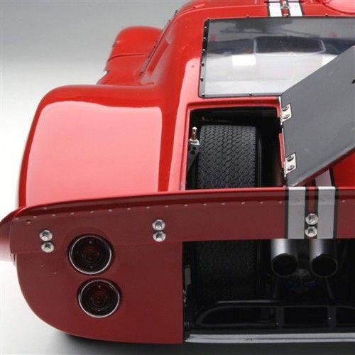 gashetka:  1967 | Ford GT40MK IV by Exoto | Source