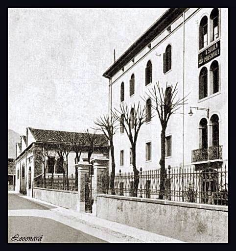 Istituto Tecnico Industriale Segato Belluno Dolomiti Veneto Italia da pagina FB Belluno e Provincia: cultura, arte e storia https://www.facebook.com/groups/lastoriadibellunoeprovincia/