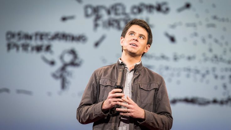 'xkcd' Creator Randall Munroe Answers 'What If?' Questions at the TED Conference