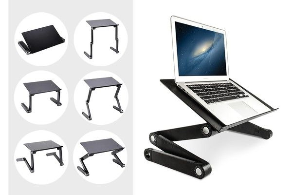 Kogan Adjustable Laptop and Tablet Stand  A more comfortable way to use your laptop!  $29 Free Shipping! Kogan Adjustable Laptop and Tablet Stand