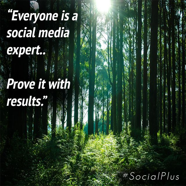 Connect, engage, grow, repeat.  #SocialPlus #SocialMediaMarketing #SocialMedia  #Marketing