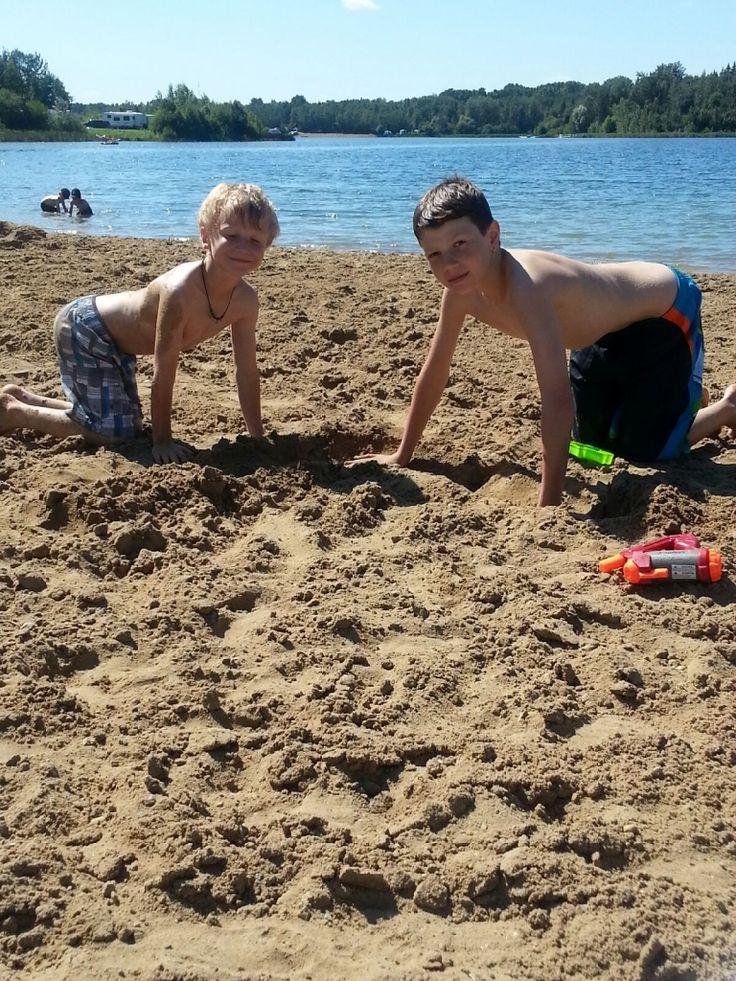 Allan beach