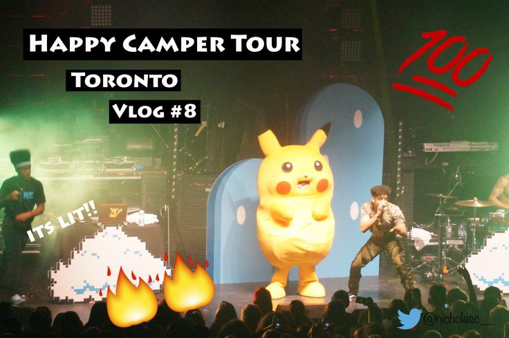 HAPPY CAMPER TOUR! TORONTO | Vlog #8