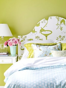 Using wallpaper to cover the wood is a great idea if you can find some cute stuff!